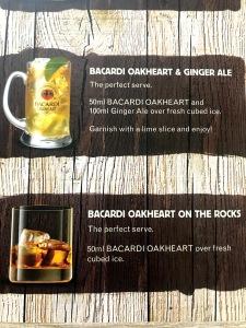Barcadi Cocktails